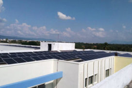 125 kWp Grid Connected Solar PV Power Project, Accord School, Tirupati