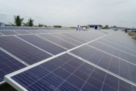 125 kWp Grid Connected Solar PV Power Project, AMG School Chilakaluripet