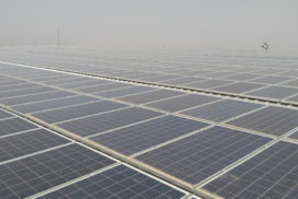 300 kWp Grid Connected Solar PV Power Project,  GATI Kausar Ltd. Haryana