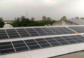 550 kWp Grid Connected Solar PV Power Project, Indian Potash Limited, Muzaffarnagar, UP