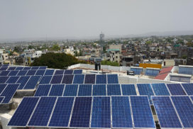 907 kWp Grid Connected Solar PV Power Project,  MGM & JNEC Aurangabad, Maharashtra