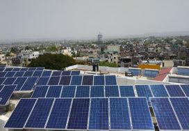 907 kWp Grid Connected Solar PV Power Project,  MGM & JNEC Aurangabad, Maharashtra