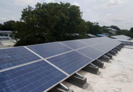 619 kWp Grid Connected Solar PV Power Project, Rural Development Trust (RDT) Anantapur