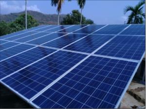 5 HP Solar Pumping System